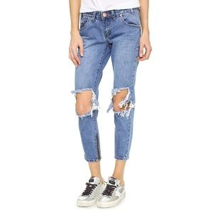 NWT Oneteaspoon | Pacifica Freebird Jeans
